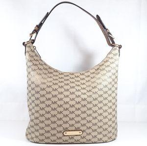 Michael Kors Lupita Large Hobo Purse Shoulder Bag